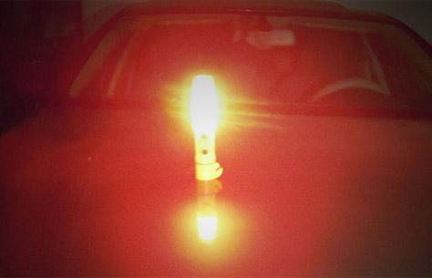 Led Car Emergency Hammer Flashlight Tl023